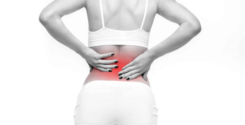 Image showing sciatic nerve pain